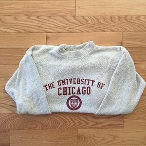 University of Chicago Sweater Sweatshirt